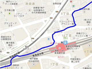Lumia520_runtastic_log