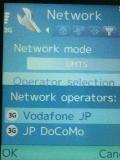 ネットワークオペレーター選択の自由♪