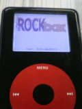 U2 iPodにRockBox