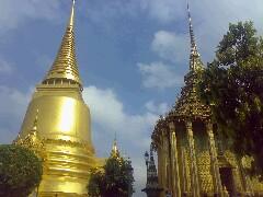タイ王国にて…