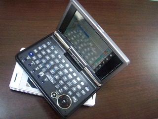 Zaurus CF16GB換装