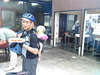 赤ん坊連れ淡路島自転車旅行