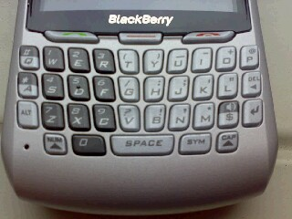 BlackBerry8707v